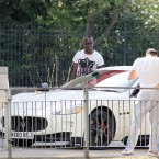 He racked up ,000 in parking tickets, and had his Maserati impounded 27 times (2010):