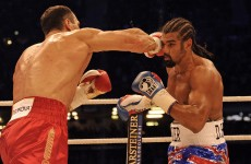Haye fight could still happen, says Klitschko camp