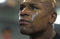 Mayweather not guilty in Vegas harassment case