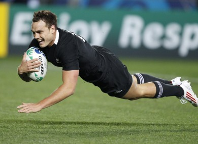 Dagg has been one of the tournament's best players.