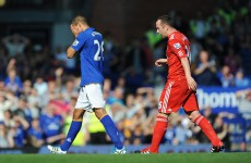 Rodwell wins Merseyside derby red card appeal