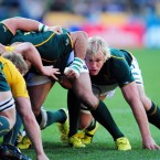Schalk Burger of South Africa. 