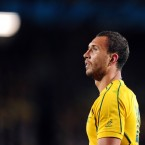 Quade Cooper contemplates Australia's World Cup exit against New Zealand.