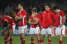 As it happened: Australia v Wales