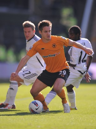 Doyle: key to Wolves' late comeback.