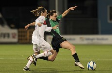 Peamount come undone in Paris