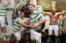 Heaven 17: Shamrock Rovers celebrate their league win (Photos)