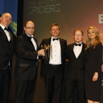 The winner of the Financial Services category at the Eircom Spider Awards 2011 is Bonkers.ie 