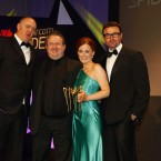 The winner of the Travel Tourism and Hospitality category at the Eircom Spider Awards 2011 is Kilarneyonamap.ie