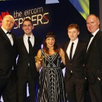 The winner of the Web Design and Development Agency category at the Eircom Spider Awards 2011 is Kooba