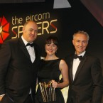 The winner of the Digital Editor category at the Eircom Spider Awards 2011 is Susan Daly at The Journal.ie