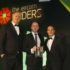 The winner of the One to Watch category at the Eircom Spider Awards 2011 is PigSty.ie
