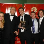 The winner of the Retail Excellence category at the Eircom Spider Awards 2011 is The Corkscrew Wine Merchants. 