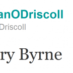 Even Brian O'Driscoll doesn't always enjoy his job.