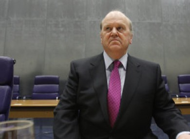 Minister for Finance, Michael Noonan