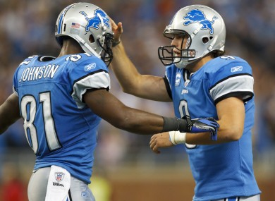 The Detroit Lions have been in impressive form so far this season.