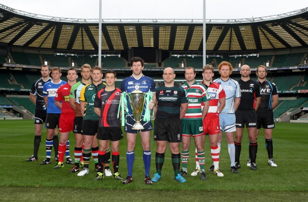Rugby Union - Heineken Cup Launch Package