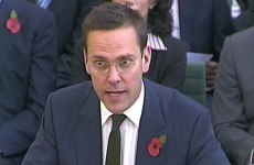 James Murdoch resigns from the boards of Times and Sun