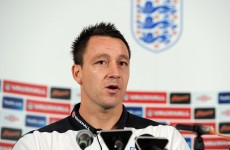 Terry left frustrated by FA censorship