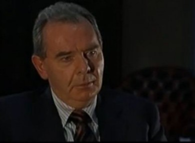 Sean Quinn in a rare interview with RTE in 2009