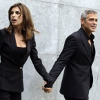 In this year's least-shocking news, George Clooney broke up with his latest girlfriend Elisabetta Canalis. 