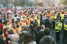 USI denies 'collusion' with Gardaí to stop 'Occupy University' protest