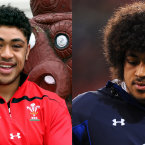 Toby Faletau was obviously slightly confused by the whole concept. His facial effort was literally overshadowed by the growth of a quite excellent afro.