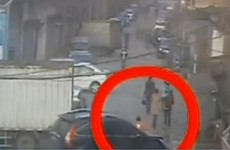 Watch: young girl's lucky escape after getting trapped under a car in China