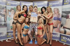 Ryanair customers support controversial charity calendar, says airline