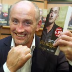 Barry McGuigan, boxer (Paul Faith/PA Archive/Press Association Images)