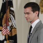 Jack Dorsey, Twitter co-founder (AP Photo/Charles Dharapak)