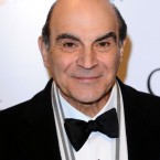 File photo of David Suchet, known for two decades as detective Poirot. In April, we announced that UPC was to lose ITV 2,3 and 4, meaning Poirot would be off the screens - but by December, they were back on air. (Pic: Ian West/PA Wire)