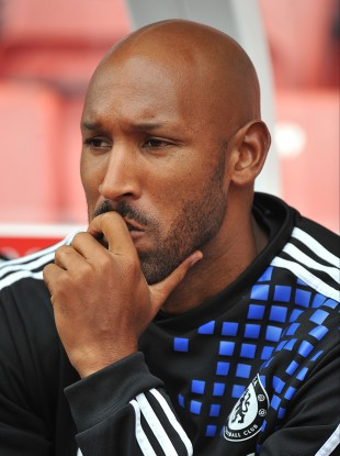 Anelka has fallen out of favour at Chelsea this season.