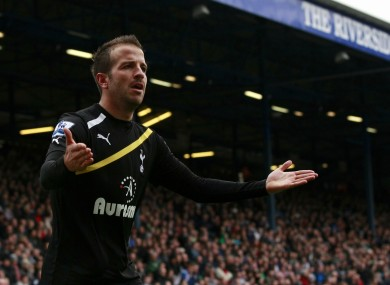Rafael van der Vaart: fit again.