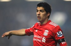 'He will not walk alone' – Liverpool players stand behind team-mate Suarez
