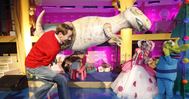 In photos: A sneak peek at the Late Late Toy Show…