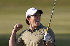 Victory in Hong Kong keeps McIlroy's Dubai dream alive