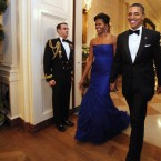 Barack and Michelle Obama, US president and First Lady (AP Photo/Jacquelyn Martin)
