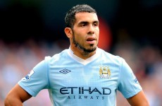 The Italian job? AC Milan confirm approach for Tevez