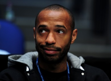 Henry currently plays for New York Red Bulls.