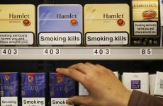 Graphic photographs to be placed on cigarette packets