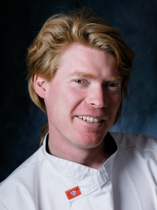 Chef Seamus O'Connell
