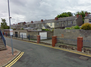 Shandon Park in Phibsborough, close to where a man was found seriously assaulted yesterday.