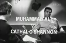 WATCH: Muhammad Ali's legendary Irish interview