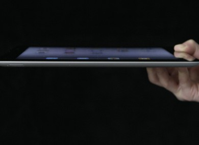 Will the iPad 3 be thicker than its predecessor?
