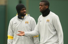 O brother, where art thou? Toure boys to miss Manchester derby