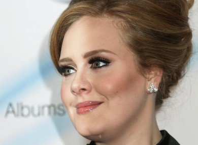 Adele was by far the biggest-selling artist in the US last year.