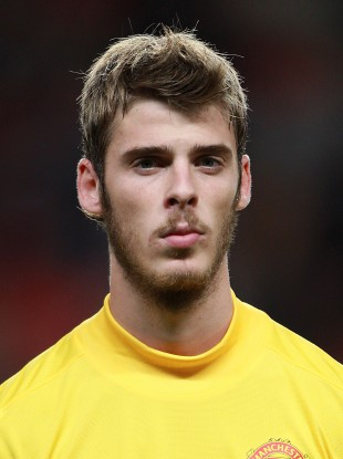 De Gea has been dropped on account of his poor form recently.