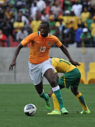 Yaya Toure recently won African Player of the Year.