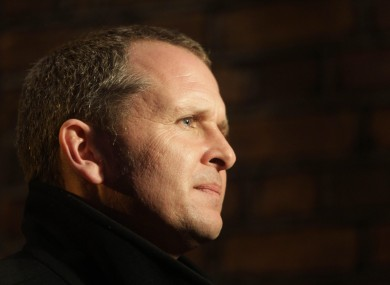 United Left Alliance finance spokesperson Richard Boyd Barrett